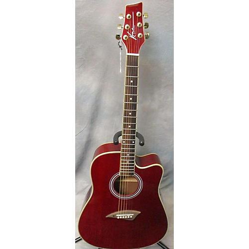 used kona k1trd acoustic guitar guitar center. Black Bedroom Furniture Sets. Home Design Ideas