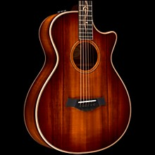 Taylor K22ce 12-Fret Grand Concert Acoustic-Electric Guitar Shaded Edge Burst