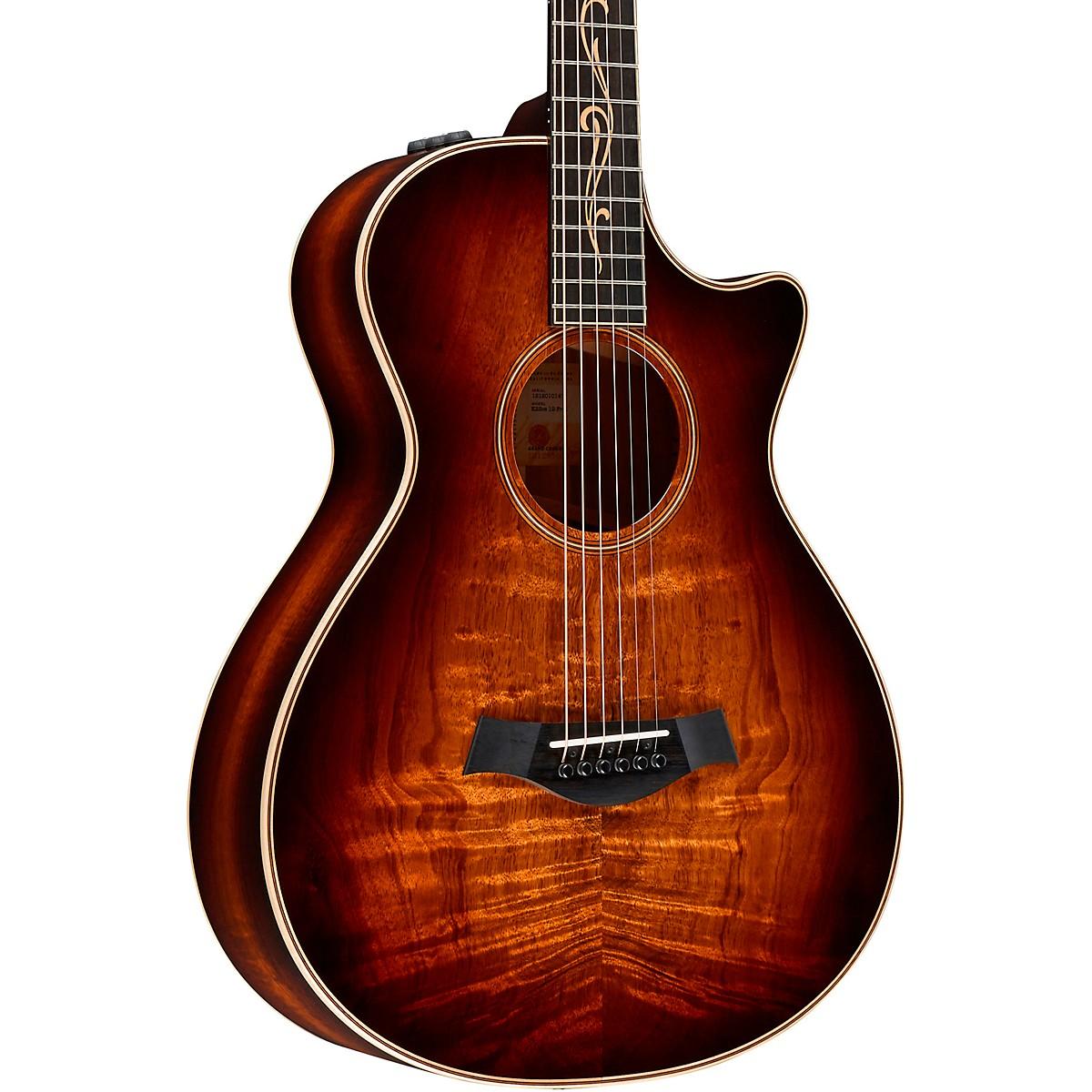 Taylor K22ce 12-Fret V-Class Grand Concert Acoustic-Electric Guitar