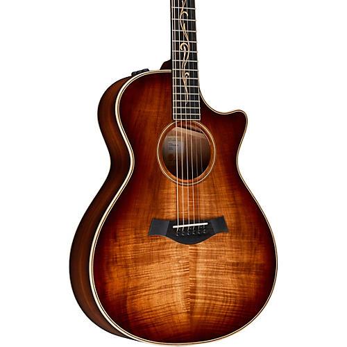 Taylor K22ce V-Class Grand Concert Acoustic-Electric Guitar