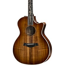 Taylor K24ce V-Class Grand Auditorium Acoustic-Electric Guitar
