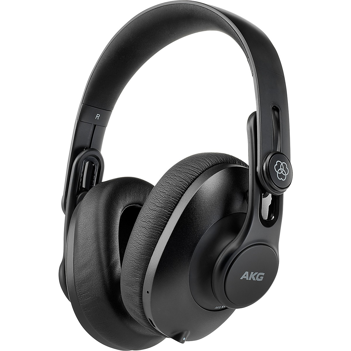 AKG K361-BT Over-Ear, Closed-Back Foldable Studio Headphones With Bluetooth
