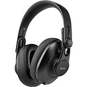 K361-BT Over-Ear, Closed-Back Foldable Studio Headphones With Bluetooth Black