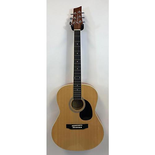 used kona k394d acoustic guitar guitar center. Black Bedroom Furniture Sets. Home Design Ideas