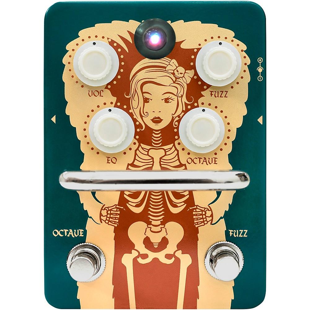 Orange Amplifiers Fur Coat Fuzz/Octave Effects Pedal 1500000142596