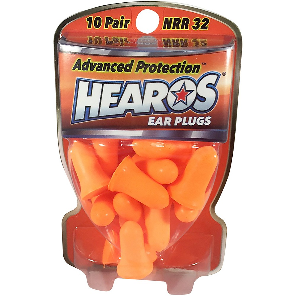 Hearos Advanced Protection 10-Pair 1500000152061
