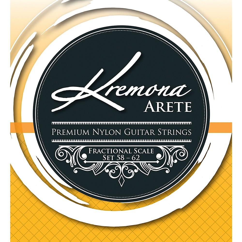Kremona Arete Premium Nylon Guitar Strings Fractional Scale Set 58-62 1500000152775