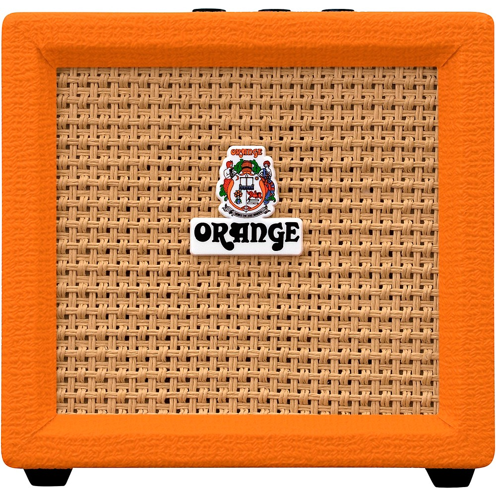 4. Orange Amplification Crush Mini 3-Watt