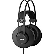 K52 Closed-Back Headphones with Professional Drivers