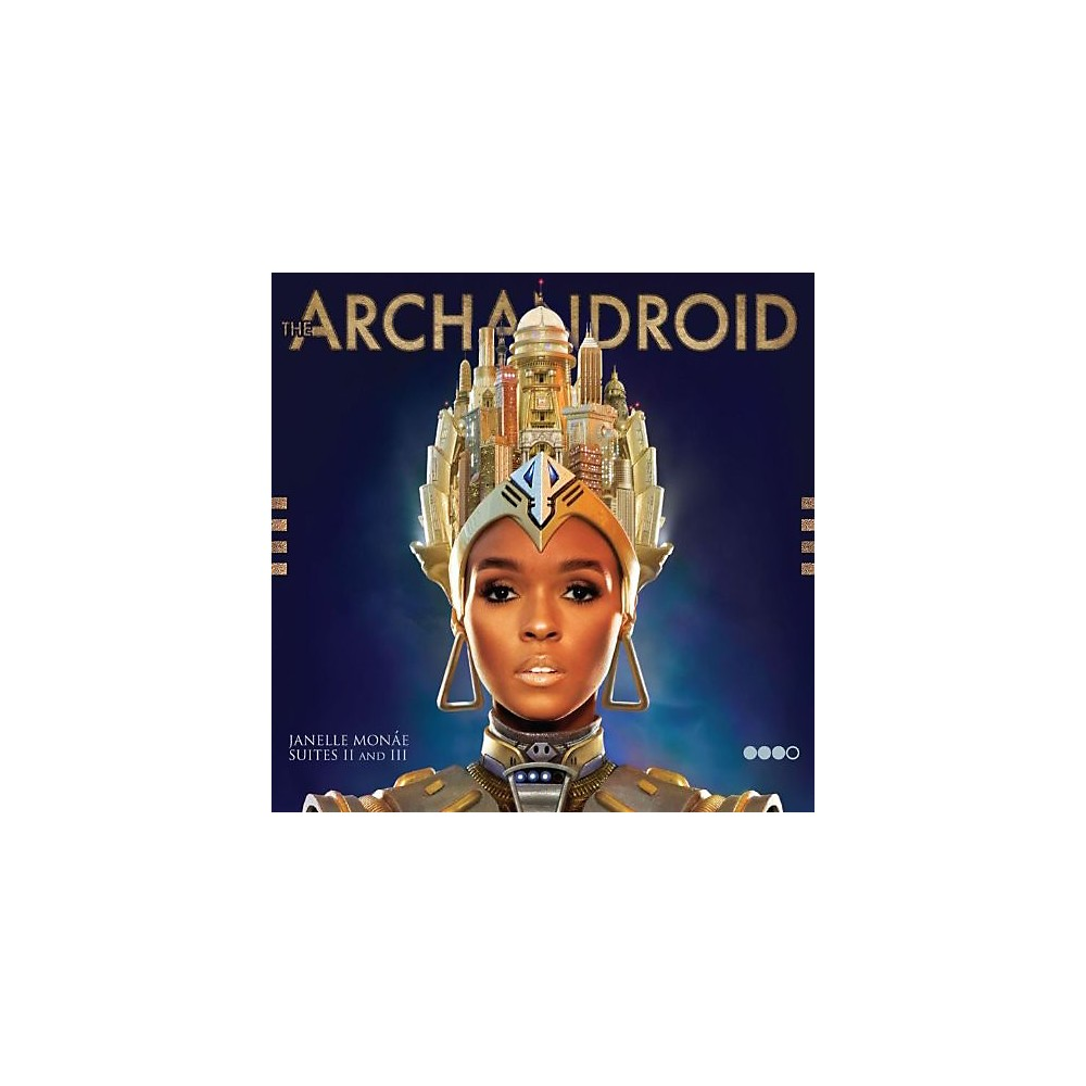 Alliance Janelle Mone - The Archandroid 1500000155648