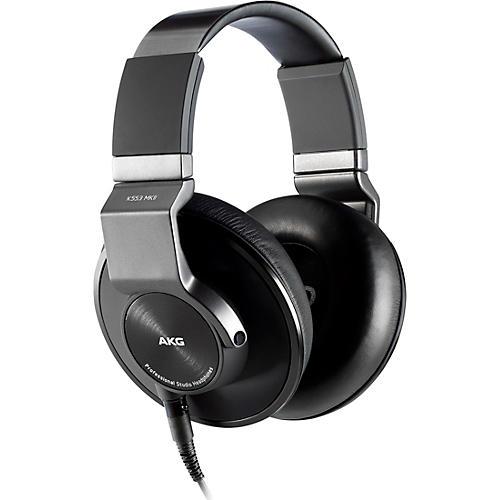 AKG K553 MKII Closed Back Studio Headphones
