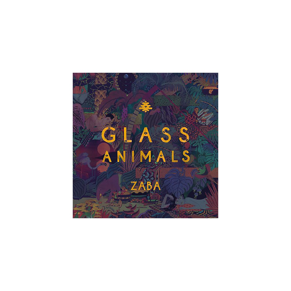 Alliance Glass Animals Zaba 1500000157153