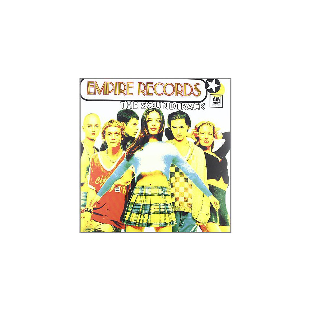 Alliance Various Artists - Empire Records (Original Soundtrack) 1500000157542