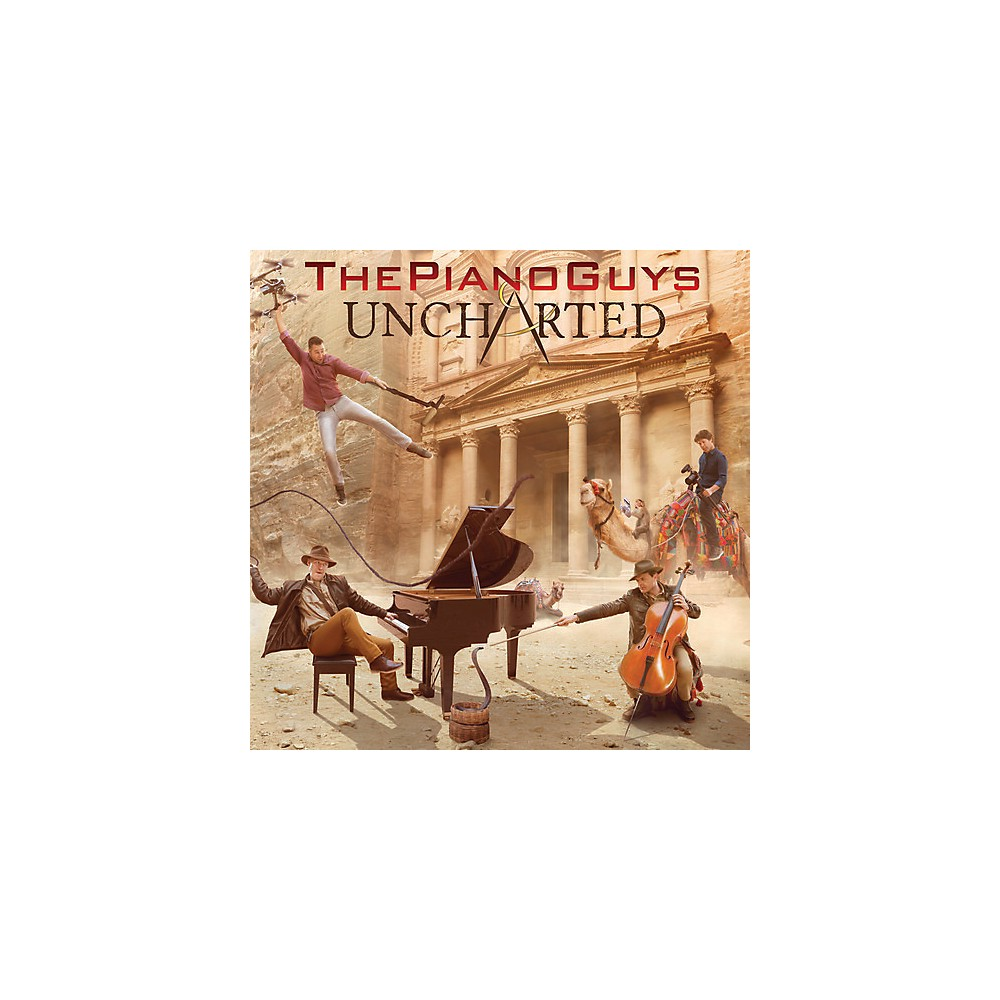 Alliance The Piano Guys Uncharted 1500000158106