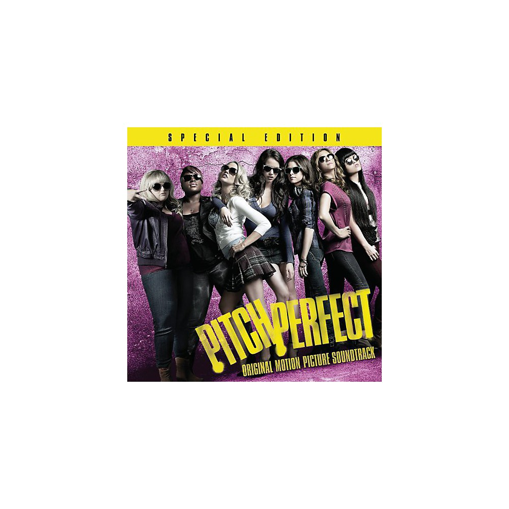 Alliance Pitch Perfect - Pitch Perfect (Original Soundtrack) 1500000159643