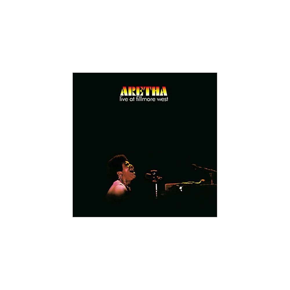 Alliance Aretha Franklin - Aretha Live at the Fillmore West 1500000161493