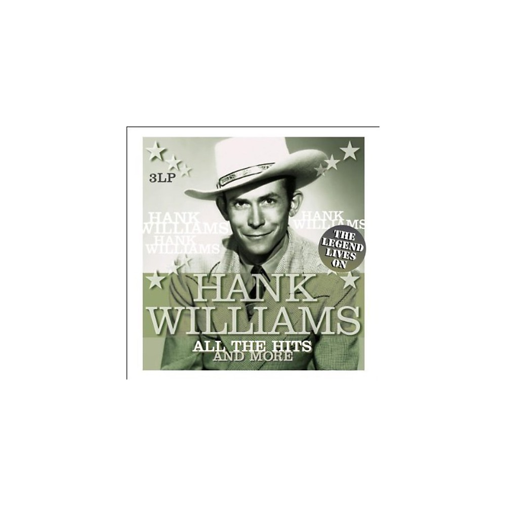 Alliance Hank Williams - All the Hits & More 1500000161950