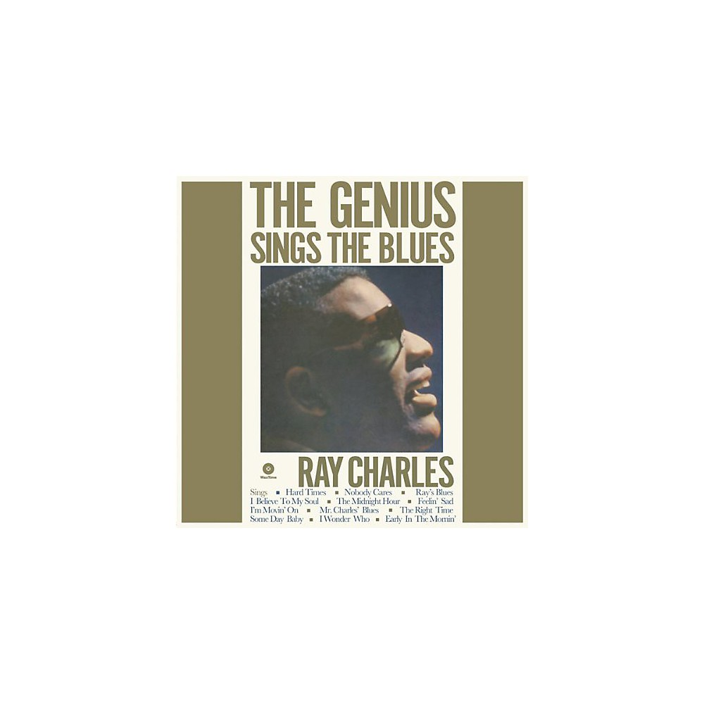Alliance Ray Charles Genius Sings The Blues 1500000164960