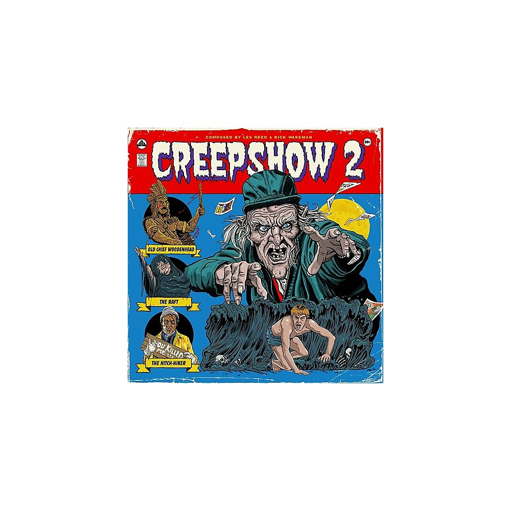 Alliance Creepshow 2 (Original Soundtrack) 1500000164984