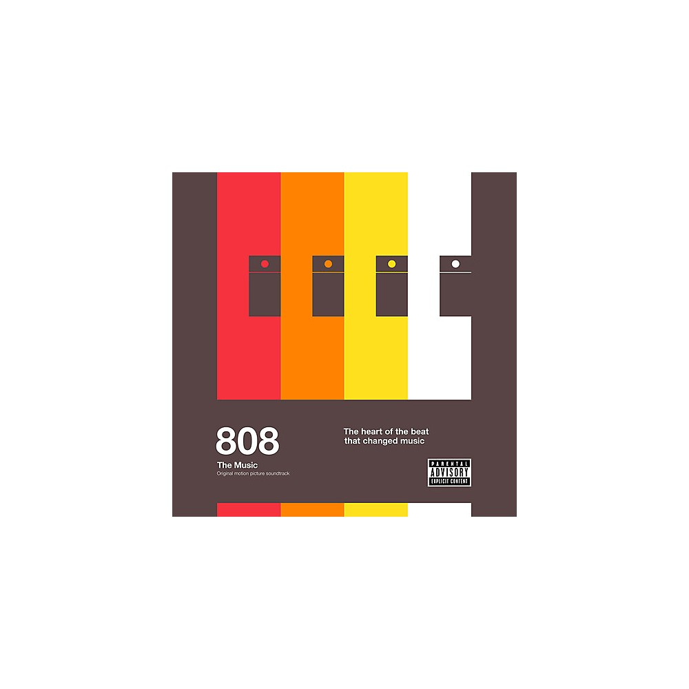 Alliance Various Artists 808: The Music 1500000165253