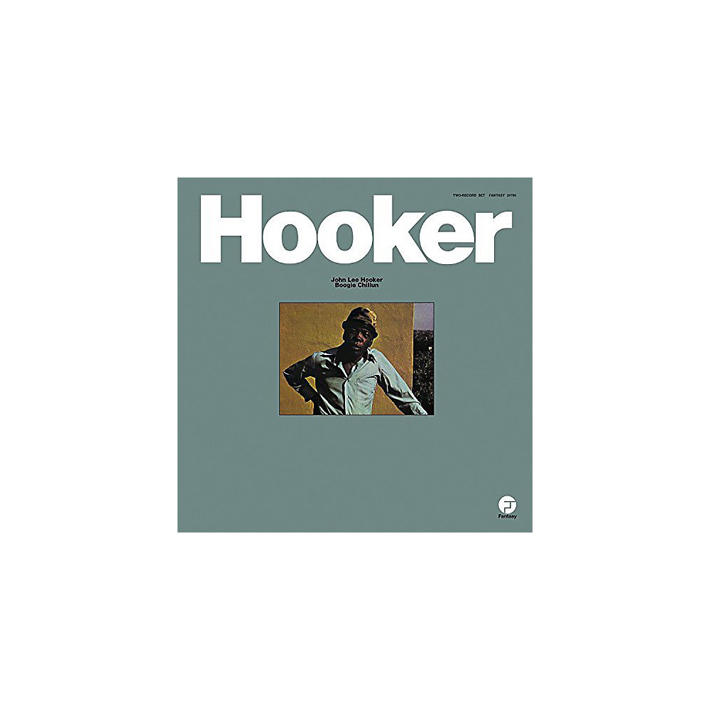Alliance John Lee Hooker - Boogie Chillun 1500000166151