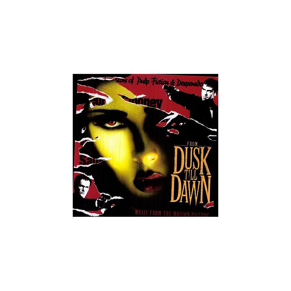 Alliance Various Artists From Dusk Till Dawn (Original Soundtrack) 1500000168208