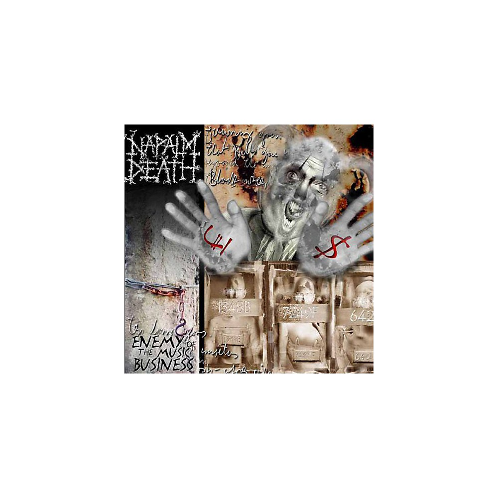Alliance Napalm Death - Enemy of the Music Business 1500000169286