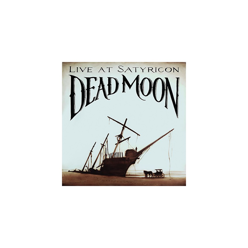 Alliance Dead Moon - Tales from the Grease Trap 1: Live at Satyricon 1500000169718
