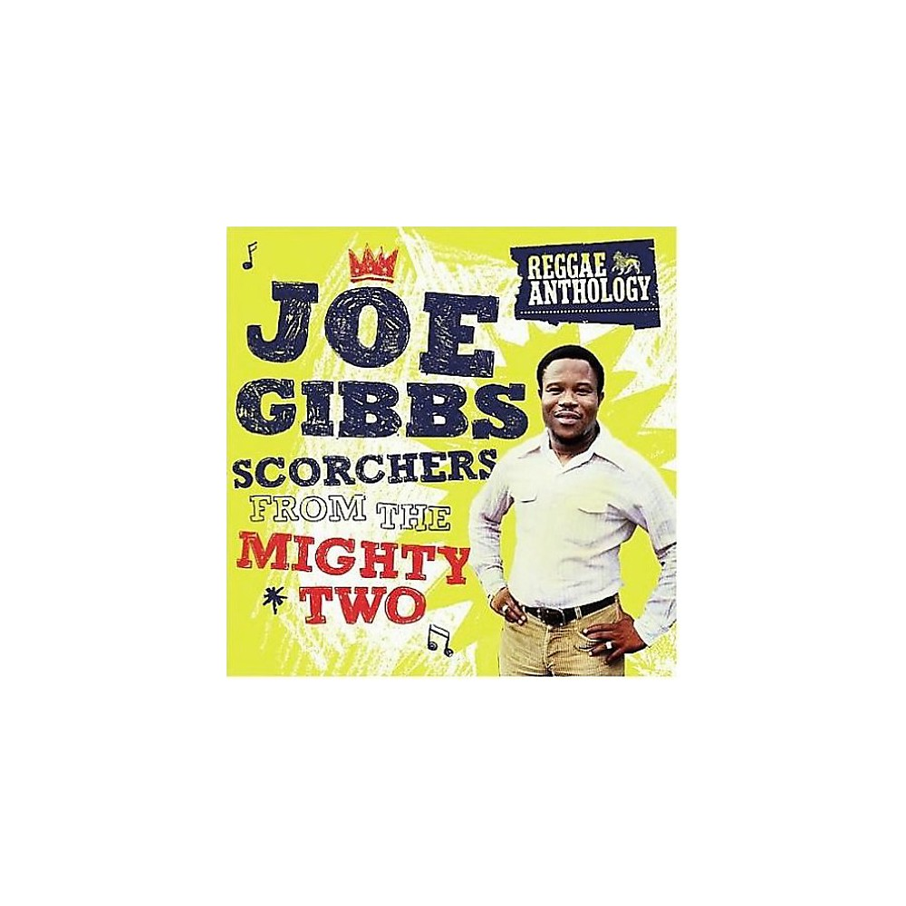 Alliance Joe Gibbs - Scorchers From The Mighty Two 1500000169777
