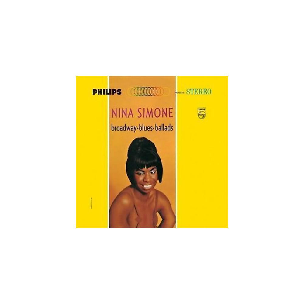 Alliance Nina Simone - Broadway, Blues, Ballads 1500000169801