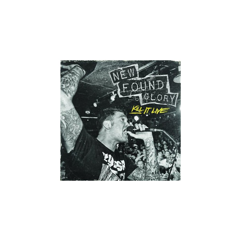 Alliance New Found Glory - Kill It Live 1500000170498