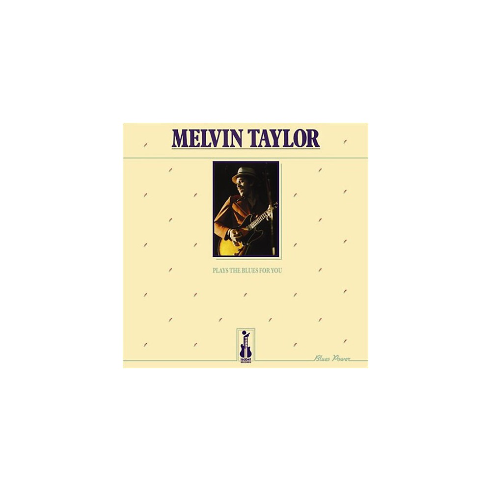 Alliance Melvin Taylor - Plays the Blues for You 1500000173679