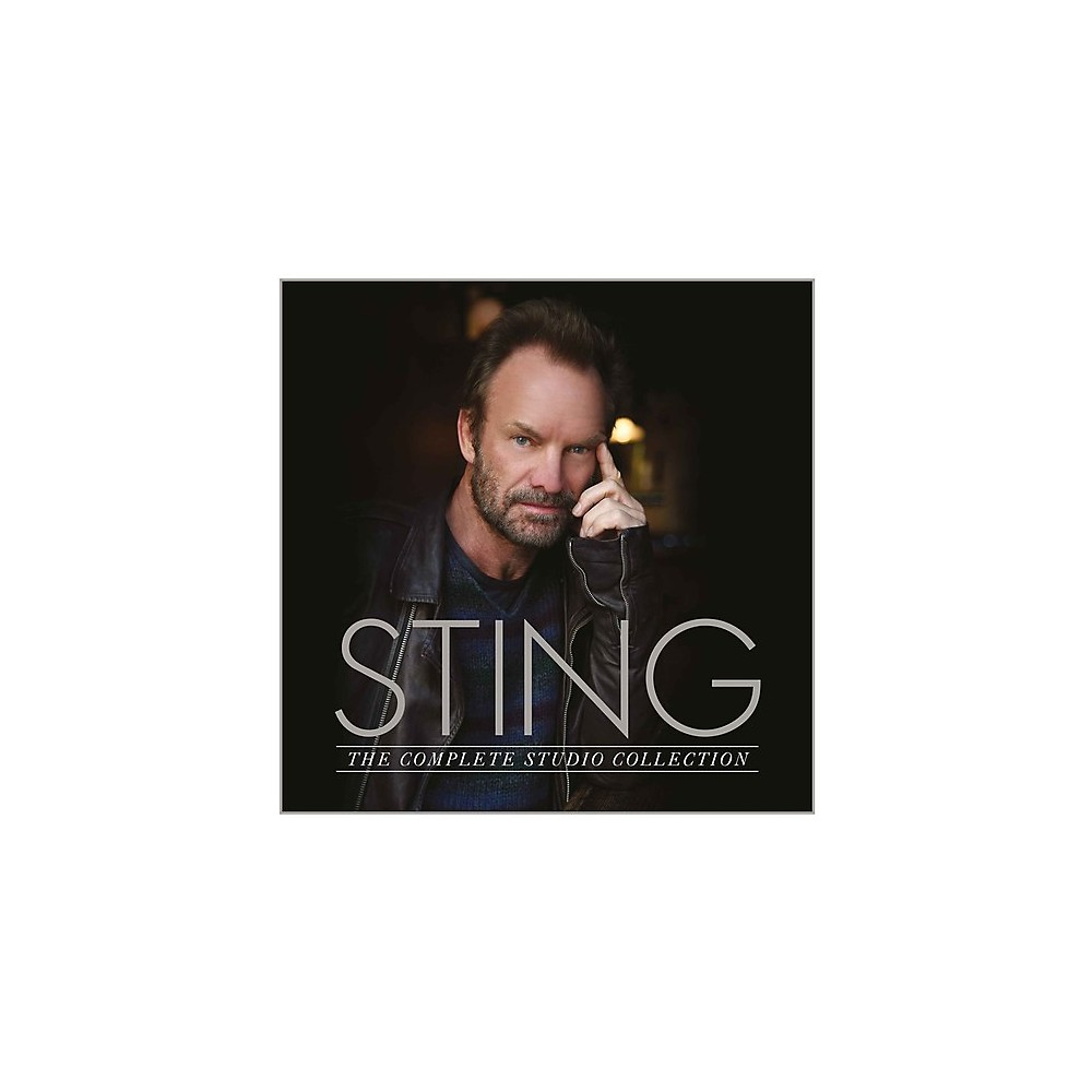Alliance Sting The Complete Studio Collection 1500000174701