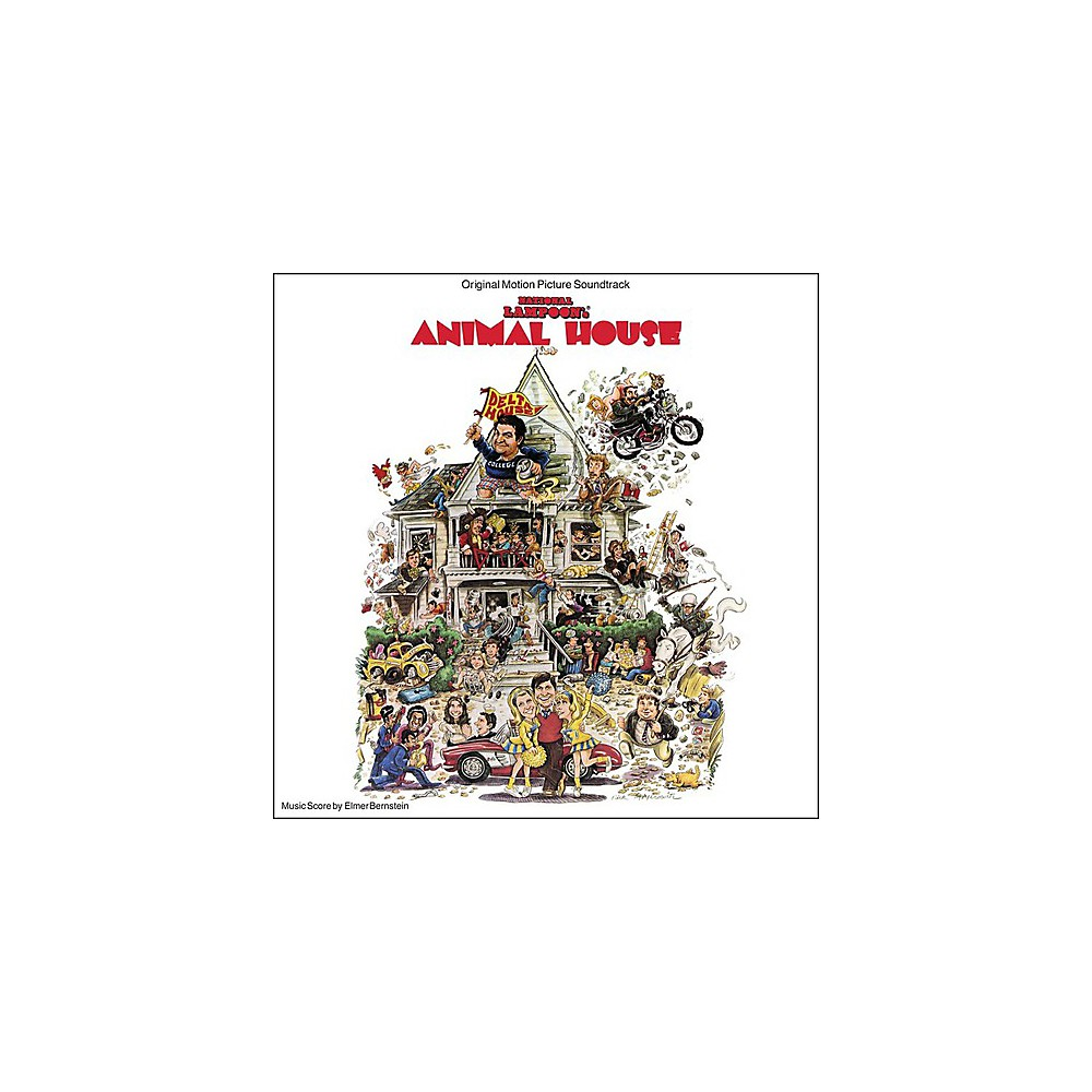 Alliance Various - National Lampoons Animal House (Original Soundtrack) 1500000176601