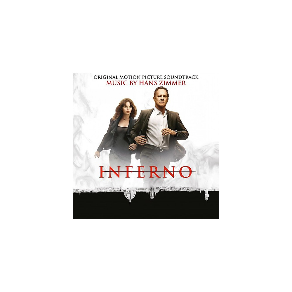 Alliance Hans Zimmer Inferno (Original Soundtrack) 1500000178407