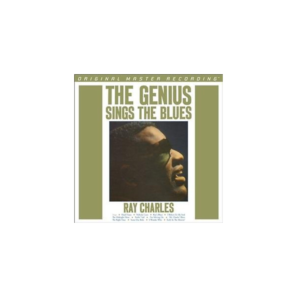 Alliance Ray Charles - The Genius Sings The Blues 1500000178531
