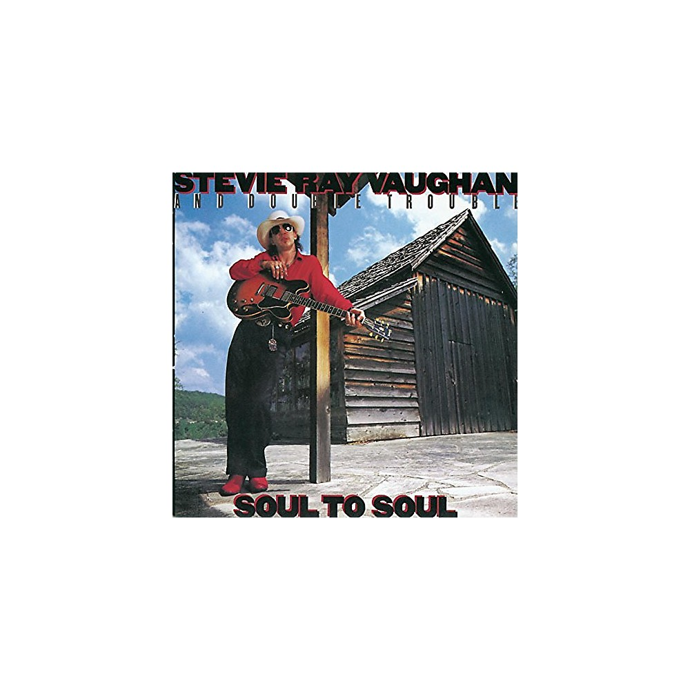 Alliance Stevie Ray Vaughan - Soul to Soul 1500000179907