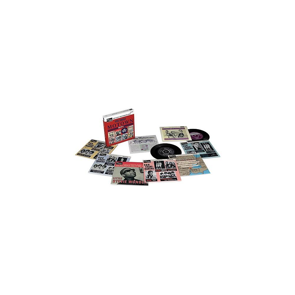 "Alliance Various Artists - The Early Motown 7"""" EPs Vinyl Box Set"" 1500000188839"