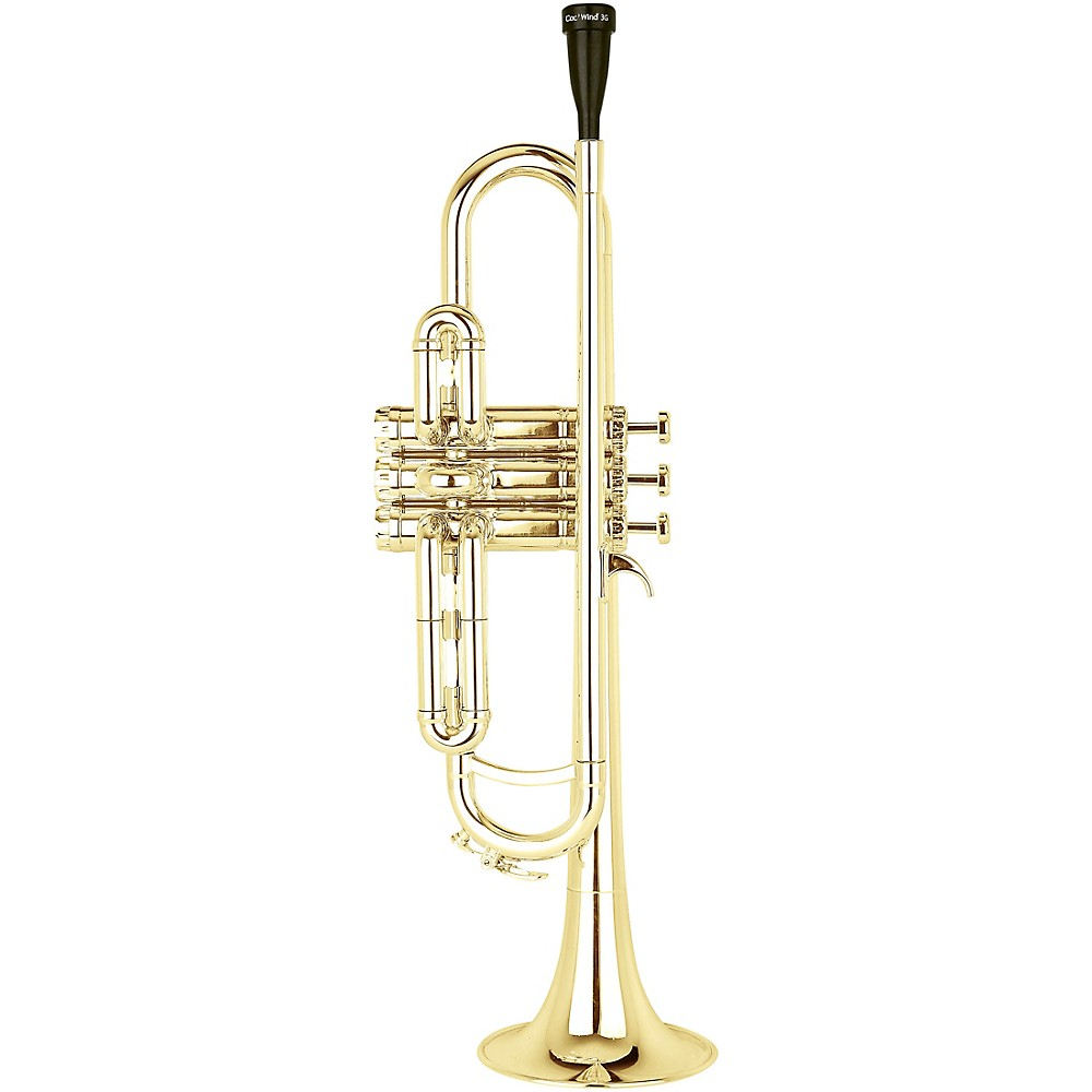 Cool Wind CTR-200 Metallic Series Plastic Bb Trumpet Lacquer 1500000189781