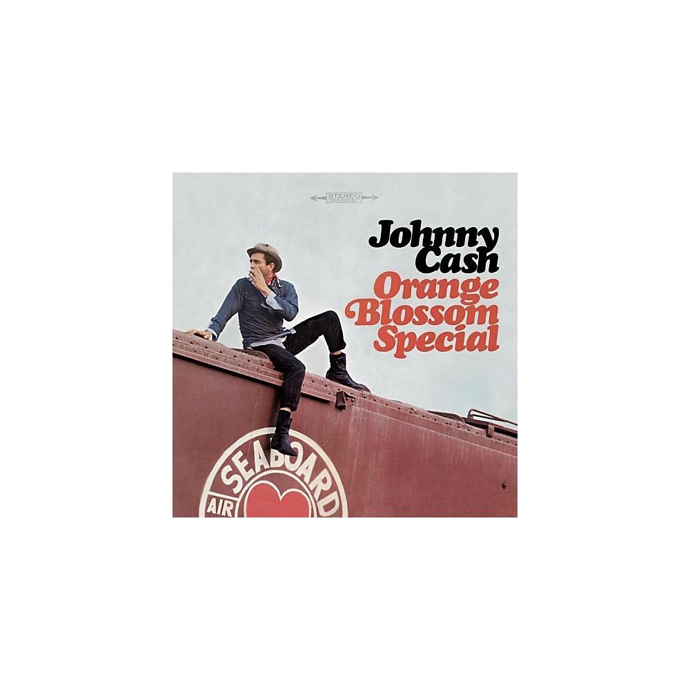 Alliance Johnny Cash Cash, Johnny : Orange Blossom Special 1500000193657