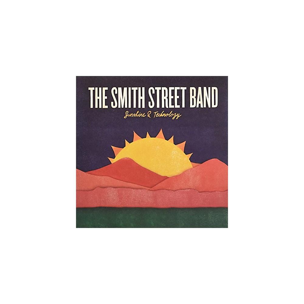 Alliance Smith Street Band - Sunshine & Technology 1500000191718