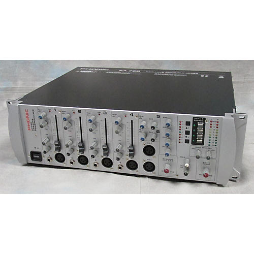 Phonic KA720 5 CHANNEL Powered Mixer