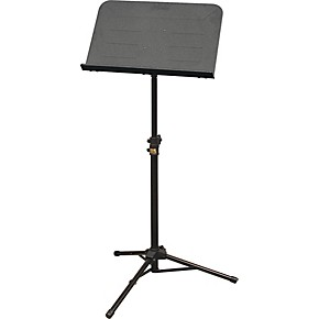 hamilton kb90 traveler ii portable symphonic music stand and bag guitar center. Black Bedroom Furniture Sets. Home Design Ideas