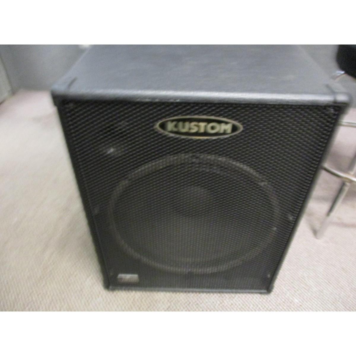 Kustom KBA200 Bass Combo Amp