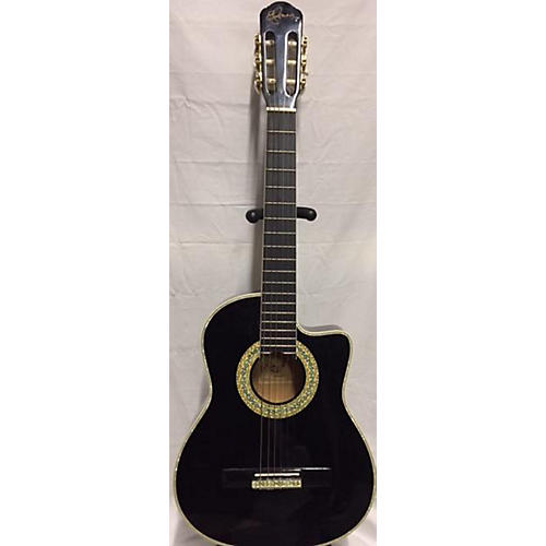 used esteban kc 100 classical acoustic guitar guitar center. Black Bedroom Furniture Sets. Home Design Ideas