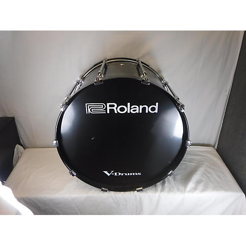 used roland kd 220 bass drum 22 trigger pad guitar center. Black Bedroom Furniture Sets. Home Design Ideas