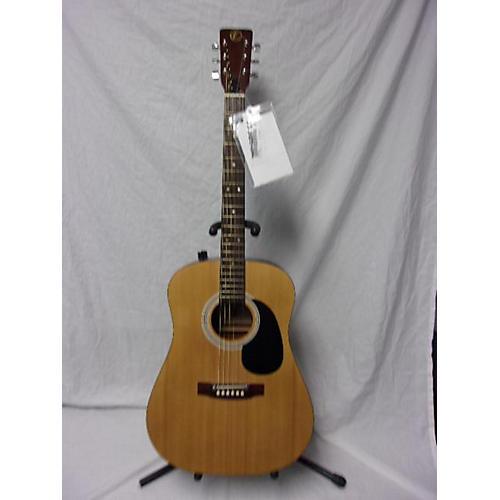 Kay KD28E Acoustic Electric Guitar