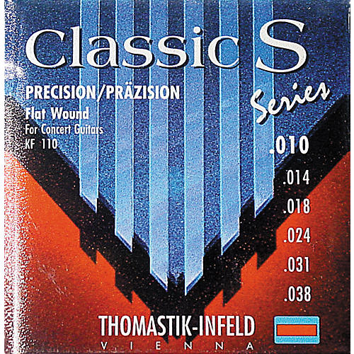 Thomastik KF110 S Series Classical Light Flat Wound