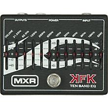 MXR KFK-1 Kerry King Ten Band Equalizer