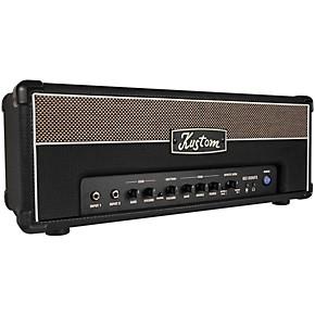 kustom kg100hfx 100w guitar amp head guitar center. Black Bedroom Furniture Sets. Home Design Ideas